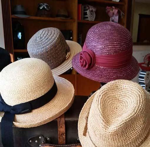 sombreros fde mujer